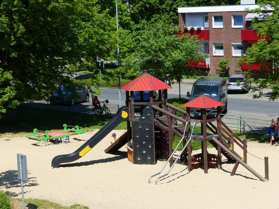 Spielplätze öffnen Hamburg